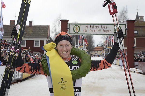 Eliassen war der Schnellste über 90 Kilometer