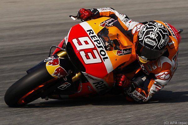 Marc Marquez ist das Nonplusultra der MotoGP-Klasse