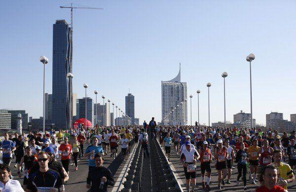 Der Vienna City Marathon als Gästemagnet und Umsatzgenerator