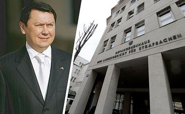 In der Causa Aliyev wurde nun eine Staatsanwältin suspendiert