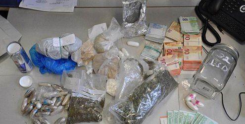 Gerichtsvollzieher entdeckte Growzelt: Aus für Drogendepot