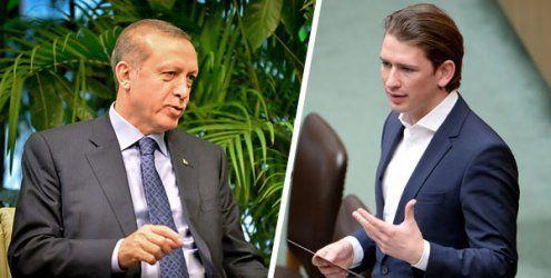 Erdogan kritisiert Islamgesetz als EU-widrig - Kurz widerspricht