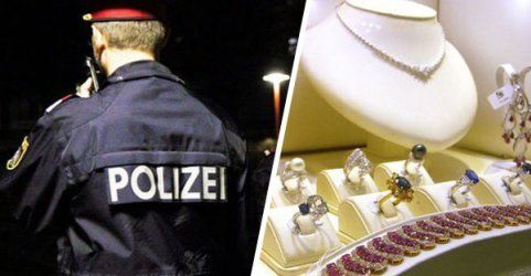 Wiener Juwelierräuber nach Coup in Wohnhaus verschanzt