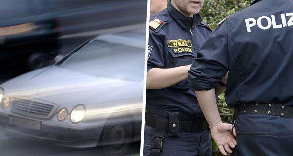 polizei festnahme ladendiebstahl