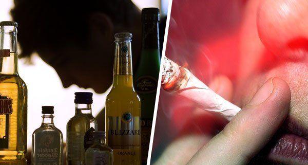 """Österreichs """"Jugend-Süchte"""": Zigaretten, Alkohol und Cannabis"""