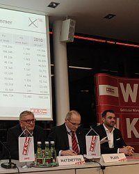 WK-Wahl 2015: Ergebnis gefälscht?