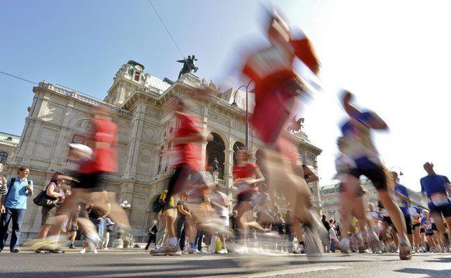 Eine Stadt läuft - Der Wiener City Marathon