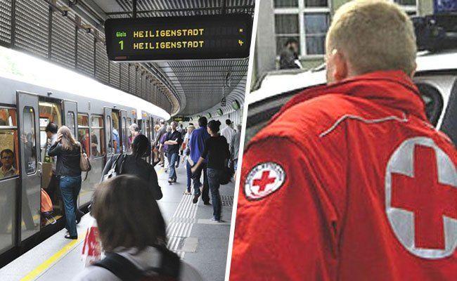 Mutmaßlicher Räuber in Wien von U-Bahn erfasst