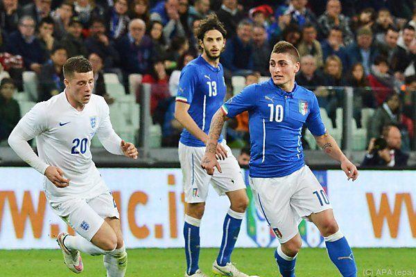Punkteteilung in Turin