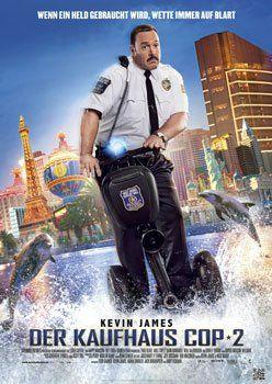 Der Kaufhaus Cop 2 – Trailer und Informationen zum Film