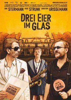Drei Eier im Glas – Trailer und Kritik zum Film