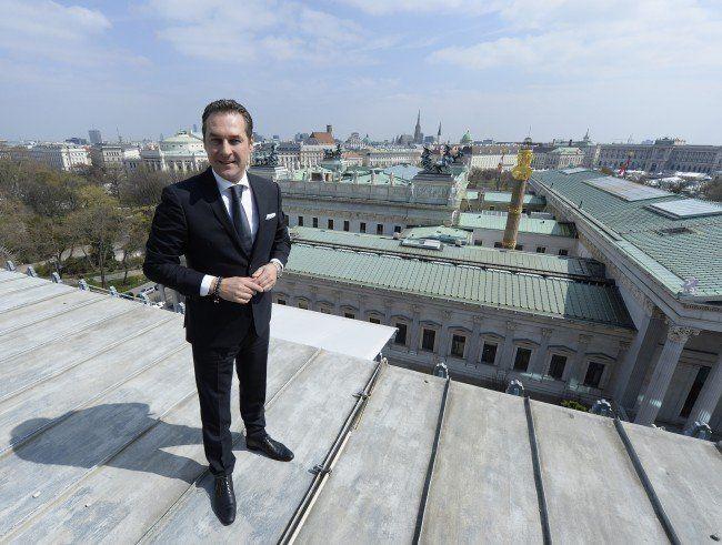 Strache will Wiens Bürgermeister werden