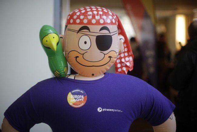 Die Piraten stellen sich dem Wahlkampf in der Steiermark