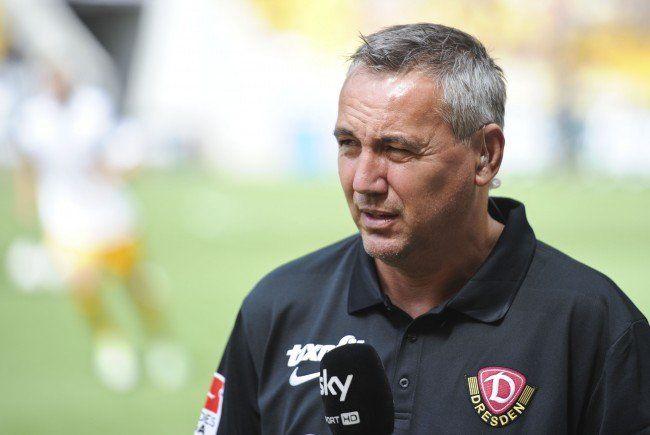 Peter Pacult ist der neue Trainer des Erste Liga-Clubs FAC.