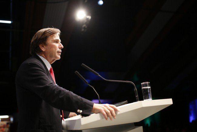 Franz Voves geht als Spitzenkandidat auf allen Wahllisten in die Landtagswahl.