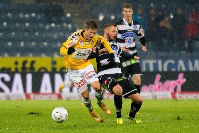 LIVE-Ticker zum Spiel SV Ried gegen SK Sturm Graz ab 16.30 Uhr.