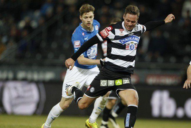 LIVE-Ticker zum Spiel SC Wiener Neustadt gegen SK Sturm Graz ab 18.30 Uhr.