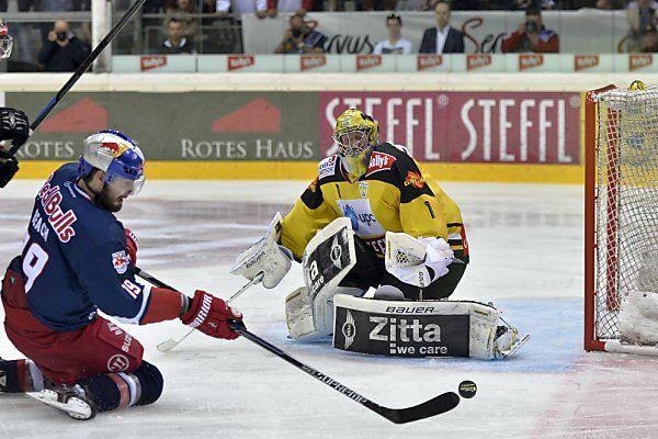 Die Salzburger holten den sechsten Meistertitel