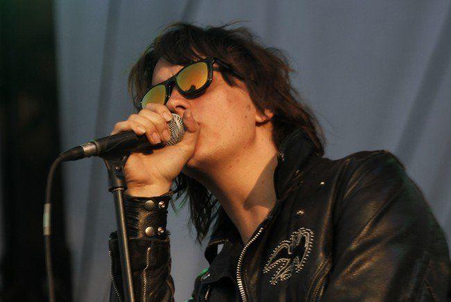 The Strokes-Frontman Julian Casablancas kommt nach Wien