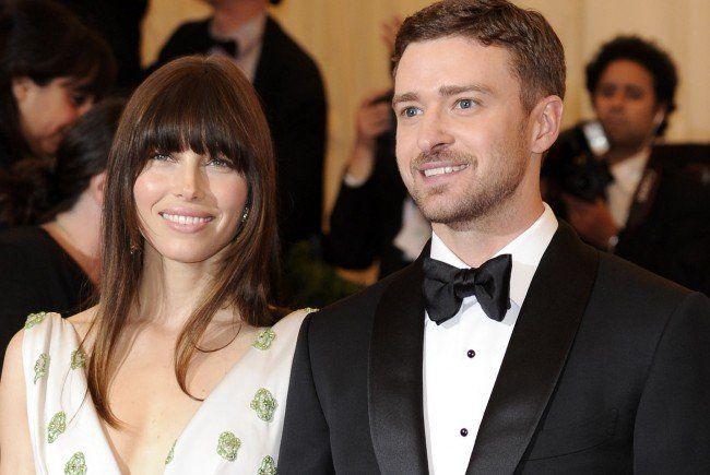 Jessica Biel und Justin Timberlake wurden Eltern.