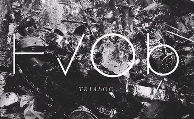 "HVOB legen nach: Neues Album ""Trialog""."