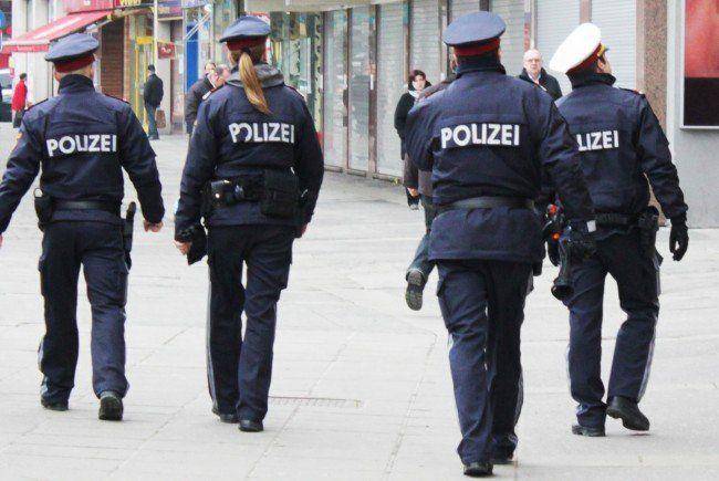 Zwei Männer waren für mehrere Diebstähle auf der Mariahilfer Straße verantwortlich.