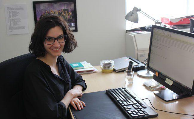 Julia Zangerl ist für Presseanfragen zuständig.