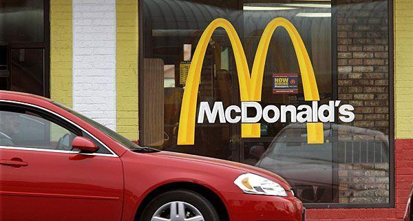 Der Streit vor einem McDonald's in Liesing eskalierte