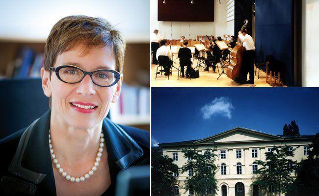 Musikwissenschafterin Regula Rapp ist neue Leiterin der Wiener Musik-Uni