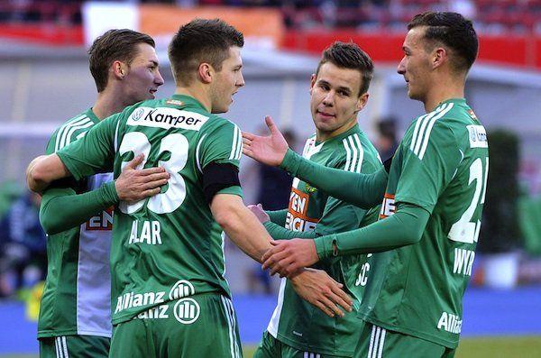 """Fußball: Rapid setzt bei Sturm auf Ex-""""Blackys"""""""