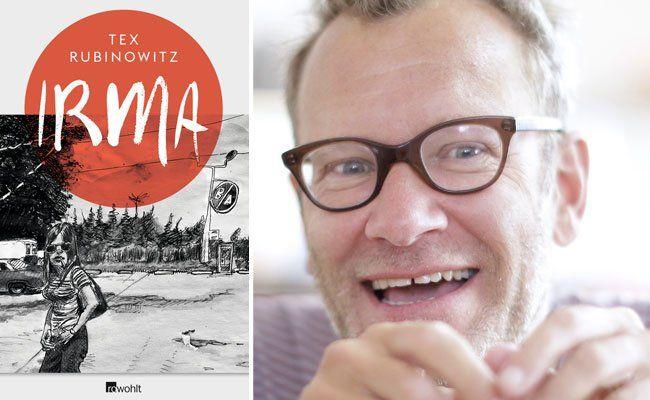"""""""Irma"""" ist der neue Roman von Tex Rubinowitz"""