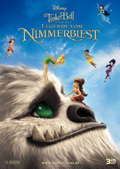 Tinkerbell und die Legende von Nimmerbiest – Trailer und Informationen zum Film