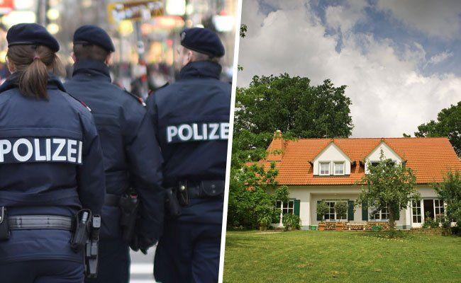 Auch eine Villa in Baden wurde im Zuge der Razzia gegen die Mafia-Organisation konfisziert.