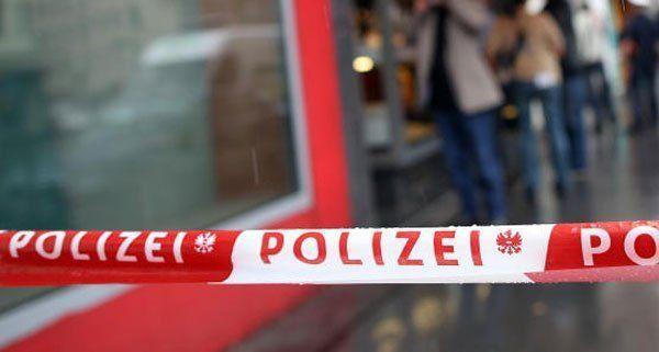 Juwelierüberfall in Wiener Innenstadt - Zwei Täter auf der Flucht