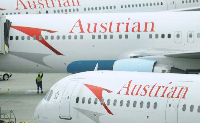 Derzeit geht man davon aus, dass nur ein AUA-Flug gestrichen werden muss.