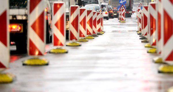 Gilmgasse/Ferchergasse: Sanierungsarbeiten und Aufwertung von Kreuzungsplateaus