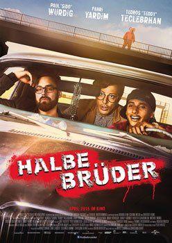 Halbe Brüder – Trailer und Kritik zum Film
