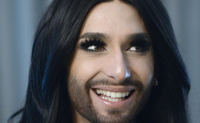 Conchita Wurst auf Plattenpromotion in Down Under