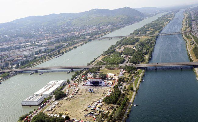 Auf der Donauinsel wurde ein Jugendlicher überfallen