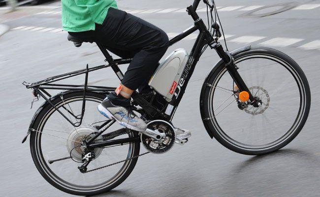 Insgesamt sind in Österreich 200.000 E-Bikes unterwegs.