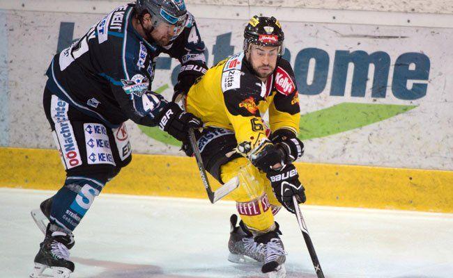 Die Vienna Capitals haben Linz besiegt und sind im Finale.