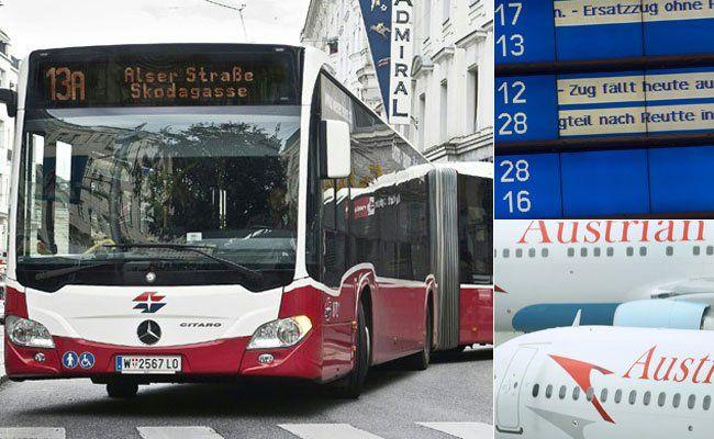 In Österreich gibt es eine neue Agentur für Fahrgastbeschwerden.