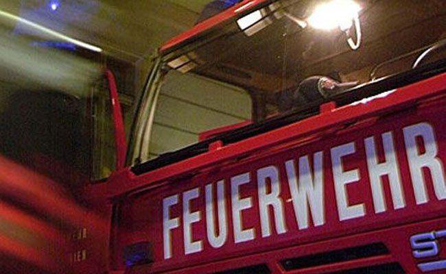 Die Feuerwehr konnte rasche und unkomplizierte Hilfe leisten.