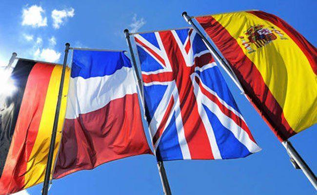 Sprachen lernen und Näheres über die ESC-Länder erfahren kann man in der Volkshochschule.