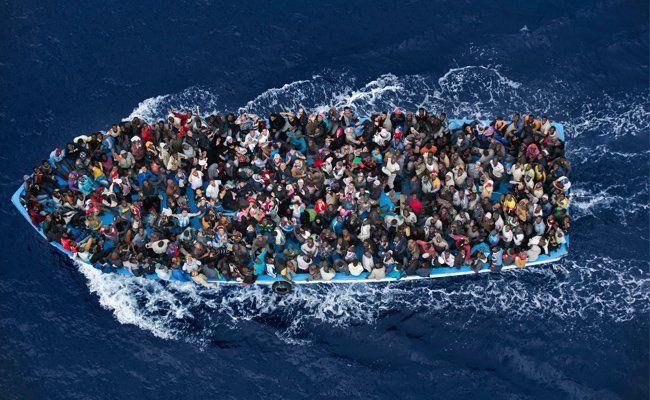 """Österreichische Jugendorganisationen engagieren sich gegen das """"Massensterben im Mittelmeer"""