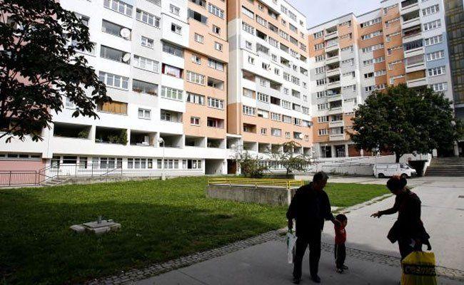 Die Stadt Wien investiert in die Sanierung der Gemeindebauten.
