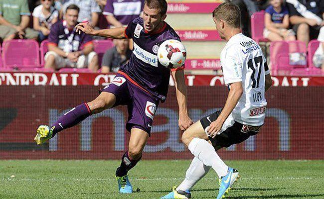 Gorgon in einem Spiel gegen den FC Admira Wacker Mödling