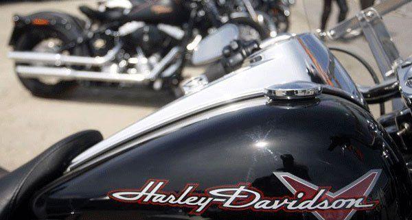 Ein mutmaßlicher Motorrad-Dieb wurde gefasst