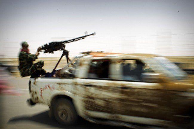 Ein Österreicher ist in Libyen entführt worden.