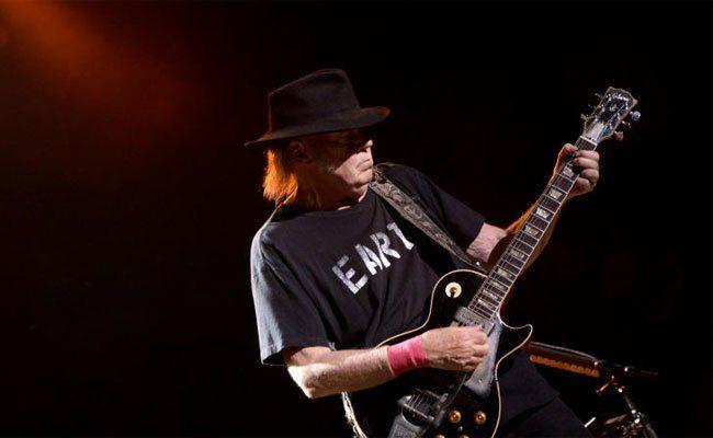 Der kanadische Musiker Neil Young legt nach: Neues Album.